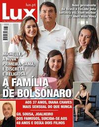 capa Lux de 1 novembro 2018