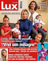 capa Lux de 8 novembro 2018