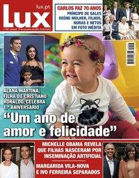 capa Lux de 15 novembro 2018