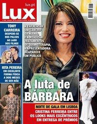 capa Lux de 22 novembro 2018