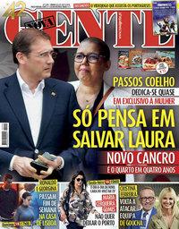 capa Nova Gente de 22 novembro 2018