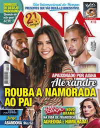 capa Revista Ana de 12 novembro 2018