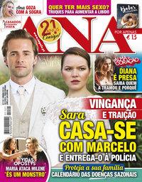 capa Revista Ana de 19 novembro 2018