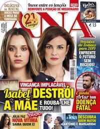 capa Revista Ana de 26 novembro 2018