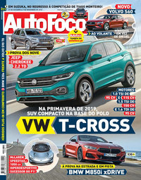 capa Revista Auto Foco de 1 novembro 2018
