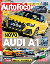 capa Revista Auto Foco de 22 novembro 2018