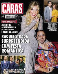 capa Revista Caras de 16 novembro 2018