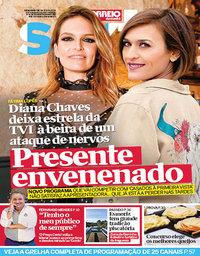capa Revista Sexta de 9 novembro 2018