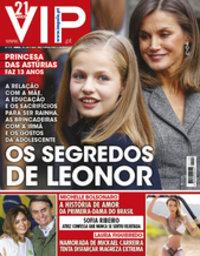 capa VIP de 3 novembro 2018