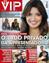 capa VIP de 10 novembro 2018