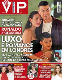 capa VIP de 17 novembro 2018