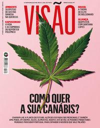 capa Visão de 7 novembro 2018