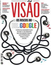 capa Visão de 14 novembro 2018