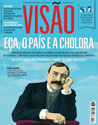 capa Visão de 22 novembro 2018
