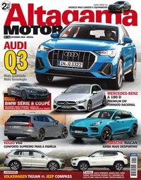 capa Revista Alta Gama