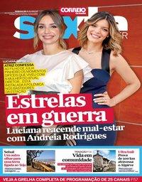 capa Revista Sexta de 2 novembro 2018