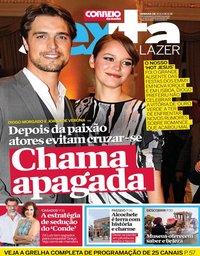 capa Revista Sexta de 30 novembro 2018