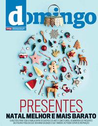 capa Domingo CM de 2 dezembro 2018