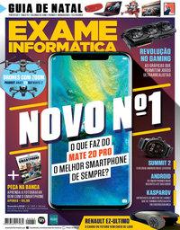 capa Exame Informática de 9 dezembro 2018