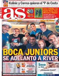 capa Jornal As de 6 dezembro 2018