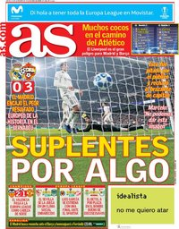 capa Jornal As de 13 dezembro 2018
