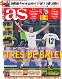 capa Jornal As de 20 dezembro 2018