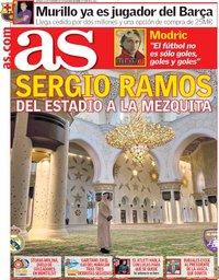 capa Jornal As de 21 dezembro 2018