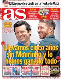 capa Jornal As de 22 dezembro 2018