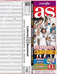 capa Jornal As de 23 dezembro 2018