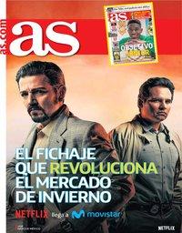 capa Jornal As de 27 dezembro 2018