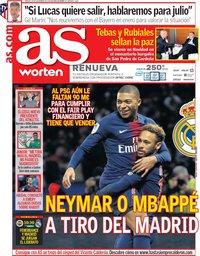 capa Jornal As de 28 dezembro 2018