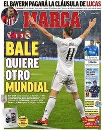 capa Jornal Marca de 20 dezembro 2018