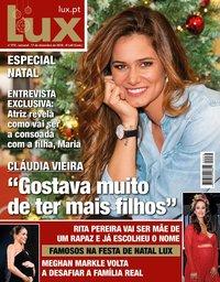 capa Lux de 13 dezembro 2018