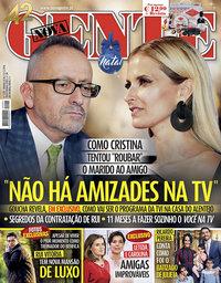 capa Nova Gente de 6 dezembro 2018