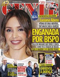 capa Nova Gente de 13 dezembro 2018