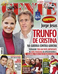 capa Nova Gente de 20 dezembro 2018