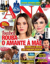 capa Revista Ana de 17 dezembro 2018