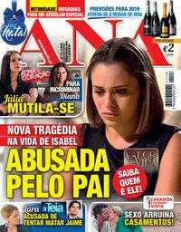 capa Revista Ana de 24 dezembro 2018