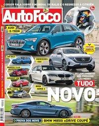 capa Revista Auto Foco de 27 dezembro 2018