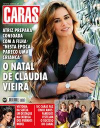 capa Revista Caras de 14 dezembro 2018
