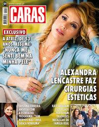 capa Revista Caras de 20 dezembro 2018