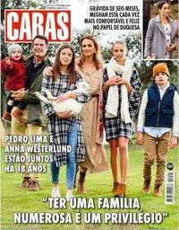 capa Revista Caras de 27 dezembro 2018