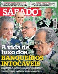capa Revista Sábado de 13 dezembro 2018