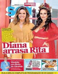 capa Revista Sexta de 14 dezembro 2018