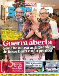 capa Revista Sexta de 21 dezembro 2018