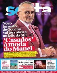 capa Revista Sexta de 28 dezembro 2018