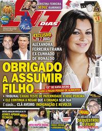 capa TV7 Dias de 9 dezembro 2018