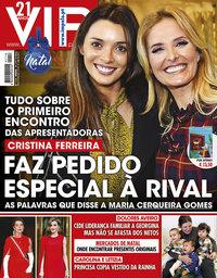 capa VIP de 1 dezembro 2018