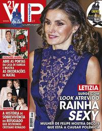 capa VIP de 8 dezembro 2018