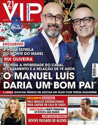 capa VIP de 22 dezembro 2018